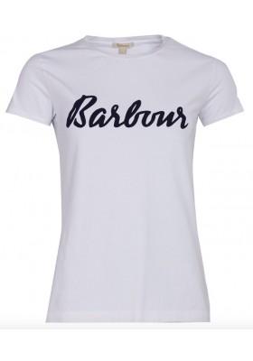 Damska koszulka- Barbour Rebecca T-Shirt