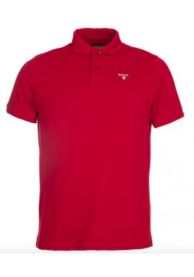 Męskie Polo - Men's Barbour Sports Polo