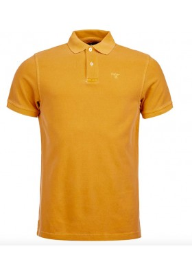 Męskie Polo -Men's Barbour Washed Sports Polo