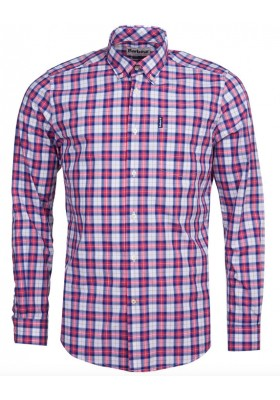 Męska koszula - Men's Barbour Highland Check 28 Tailored Shirt