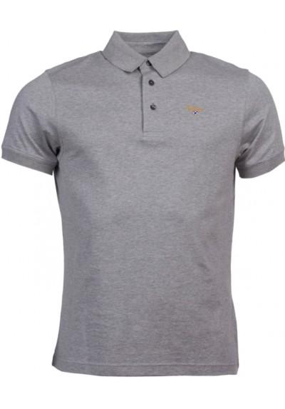 Męskie polo -Barbour Saltire Pima Jersey Polo Shirt,