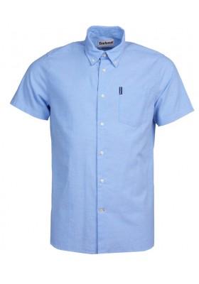 Męska koszula -  Men's Barbour Oxford 9 S/S Tailored Shirt