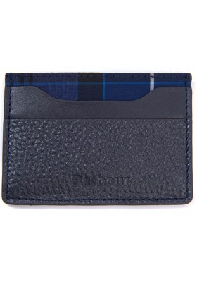 Etui na karty - Men's Barbour Laddon Leather Card Holder