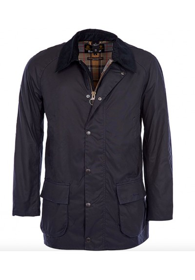 Męska kurtka woskowana- Bristol Waxed Jacket