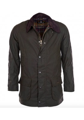 Men's Barbour Bristol Waxed Jacket