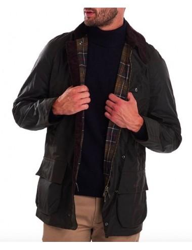 Men's Barbour Bristol Waxed Jacket