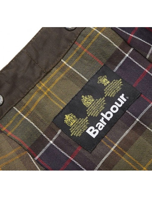 Kaptur-Barbour Mediumweight Sylkoil Hood
