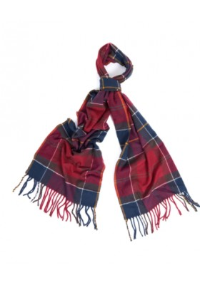 Szal-Barbour Galingale Scarf,