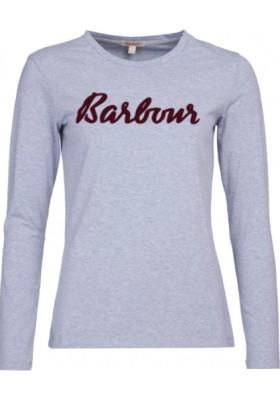 Damska koszulka-Barbour Rebecca L/S Tee