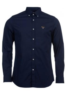 Męska koszula-Barbour Saltire Stretch Poplin Shirt