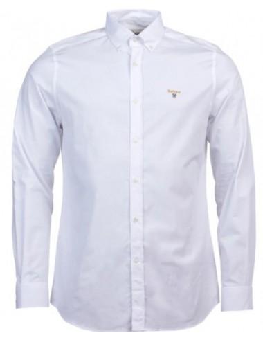 Męska koszula-Barbour Saltire Stretch Poplin Shir