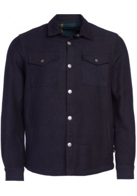 Bluza męska - Men's Barbour Carrbridge Overshirt