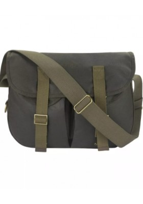 Torba-Barbour Waxed Cotton Thornproof Tarras Bag