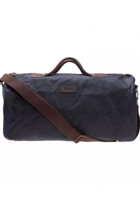 Męska torba-Barbour Waxed Cotton Holdall Bag
