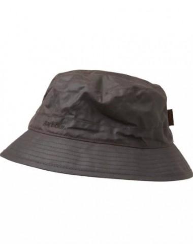 Męski kapelusz-Men's Barbour Waxed