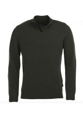 Męski sweter - Barbour Holden Half Zip Sweter