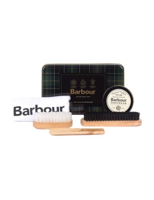 Zestaw do pielęgnacji butów Barbour Boot Care Kit