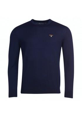 Męski sweter-Barbour Crest Knit