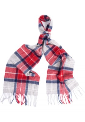 Szal-Barbour Merino Cashmere Wool Scarf