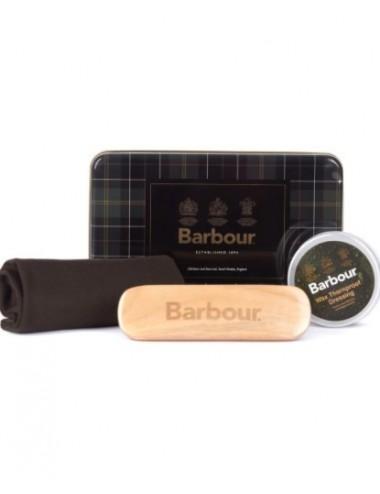 Zestaw do pielęgnacji kurtek woskowanych-Barbour Care Kit