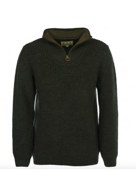 Męski sweter - Barbour New Tyne Half Zip