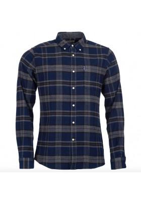 Koszula męska - Barbour Highland Check 19 Tailored Shirt