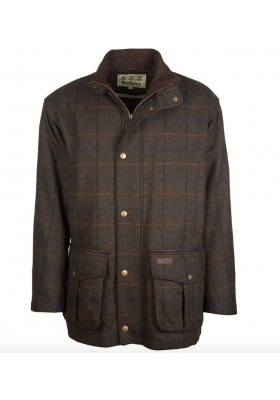 Kurtka męska - Barbour Woolsington Wool Jacket