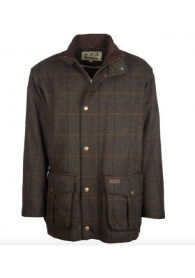 Kurtka męska - Barbour Woolsington Wool Jacket