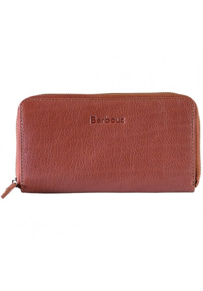 Women's Barbour Leather Purse