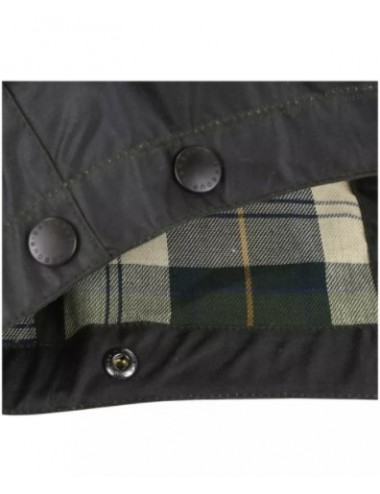 Kaptur woskowany - Barbour Waxed Cotton Hood