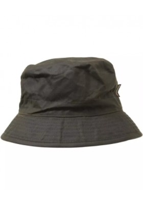 Męski kapelusz-Men's Barbour Waxed Sports Hat
