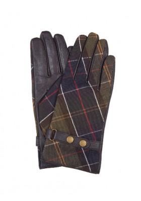 Damskie rękawiczki-Heath Tartan