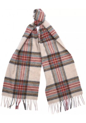 Damski szal-Barbour Country Check Scarf