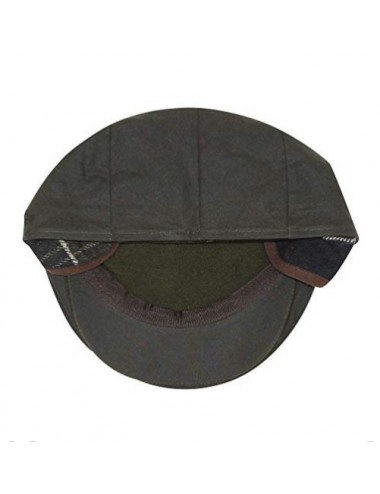 Męska czapka- Barbour Cheviot Tartan Cap