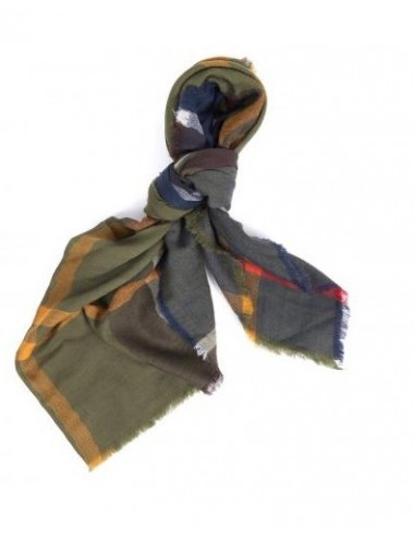 Damski szal- Barbour Lawers Scarf
