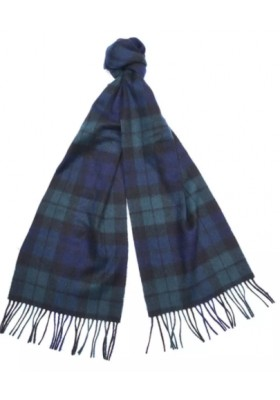 Szal- Barbour New Check Scarf