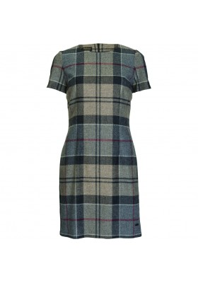 Women's Barbour Dee Tartan Dress