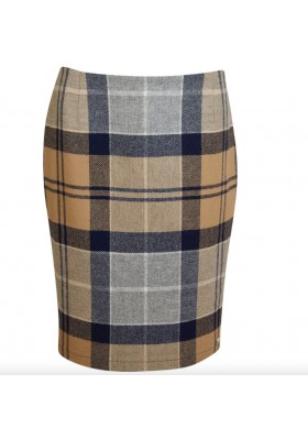 Damska spódnica - Barbour Nebit Pencil Skirt