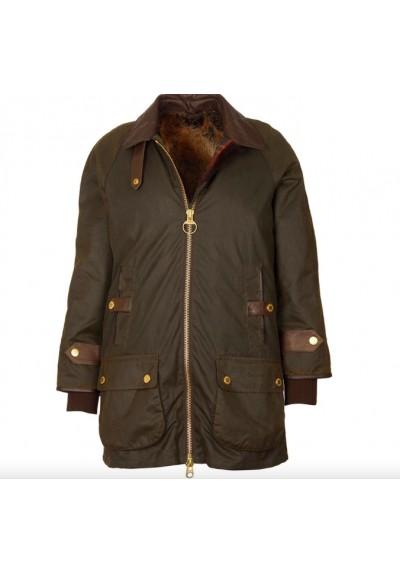 Damska kurtka - Barbour Norwood Cotton Jacket