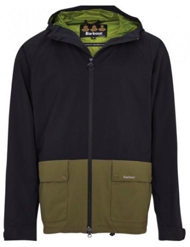 Męska kurtka - Men's Barbour Ingleton Waterproof Jacket