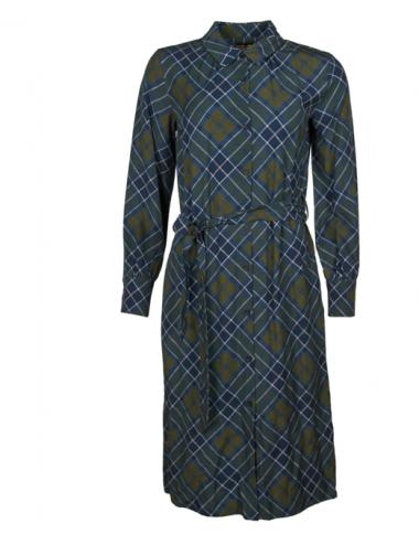 Damska sukienka - Barbour Lochside Dress