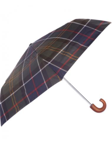 Parasol- Barbour Tartan...