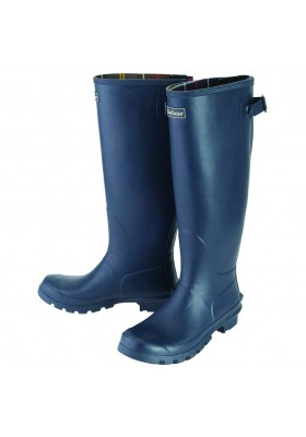 Damskie kalosze - Barbour Jarrow Adjustable Wellingtons