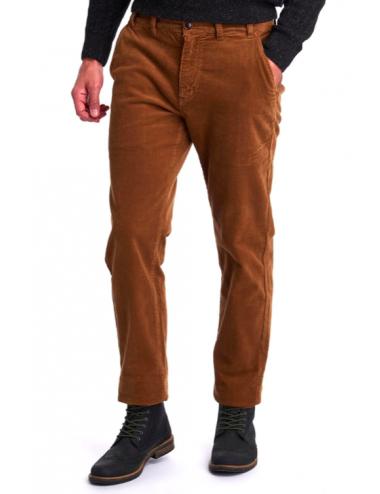 Męskie spodnie - Barbour...