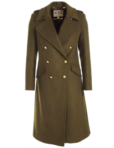 Damski płaszcz - Barbour...