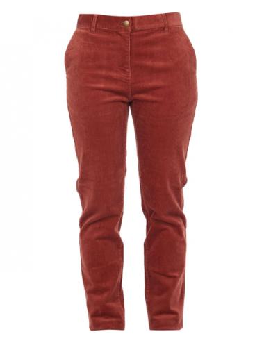 Damskie spodnie - Barbour...