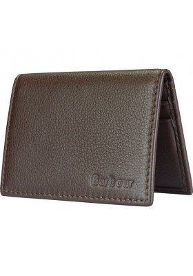 Men's Barbour Small Leather Wallet