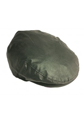 Men's Barbour Waxed Flat Cap- Sylkoil