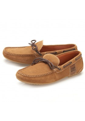 Męskie buty-Barbour Spinnaker Driver Loafers BE