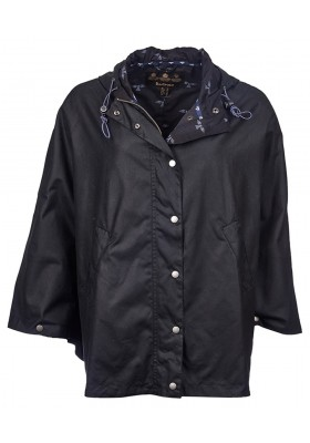 Women's Barbour Brae Wax Cape